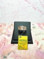 Золотое кольцо 585 пробы, размер 19, вес 4.0 г