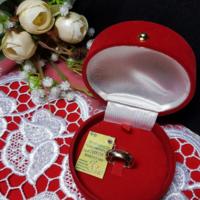 Золотое, обручальное кольцо 585 пробы, вес 3,7 гр