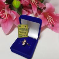Золотое кольцо, 585 пробы, вес 2,3 гр