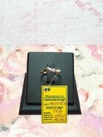 Золотое кольцо 585 пробы, размер 17,7, вес 1,6 г