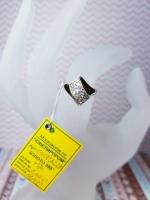 Золотое кольцо 585 пробы, размер 17, вес 2.0 г